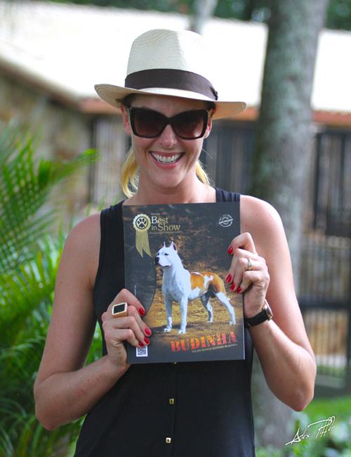 Revista Best in Show entrevista Ana Hickmann